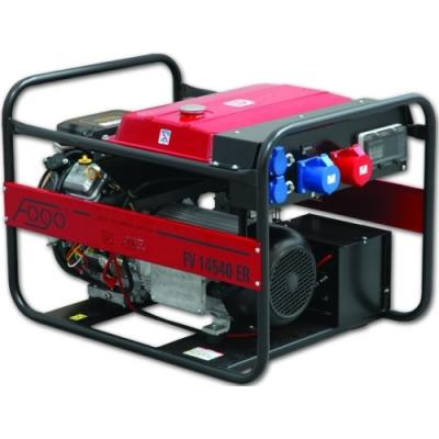 Agregaty prądotwórcze 3 fazowe z AVR Fogo FV14540 ER