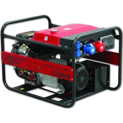 Agregaty prądotwórcze 3 fazowe z AVR Fogo FV15540 ER