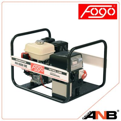 FH6000RE Agregat prądotwórczy FOGO