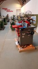 Frezarka dolnowrzecionowa stołowa FS 200SF
