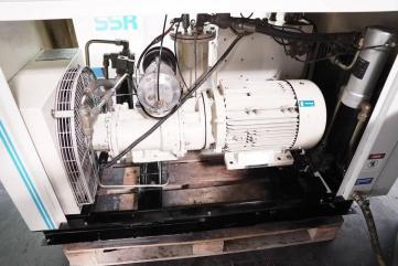Kompresor śrubowy INGERSOLL-