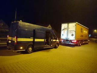 Mobilny serwis ciężarówek, TIR Poznań