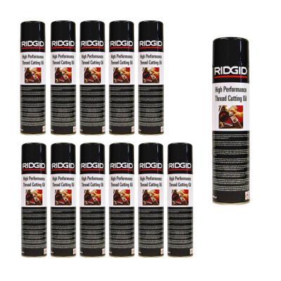 PREPARAT MINERALNY do gwintowania RIDGID SPRAY 12 x 600ml