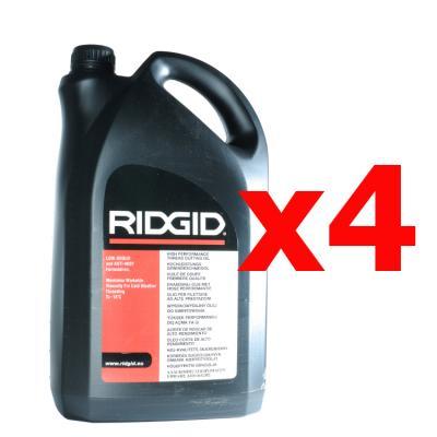 RIDGID preparat mineralny gwintowanie chłodziwo 20 L 4 x 11931