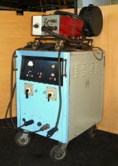 SPAWARKA MIG MAG z regulacją do 500 amper