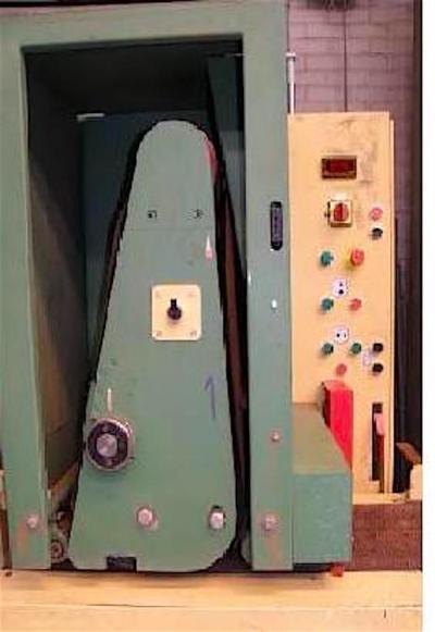 Szlifierka przelotowa  VG TYP F-300-COMBI